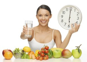 Распишите диету