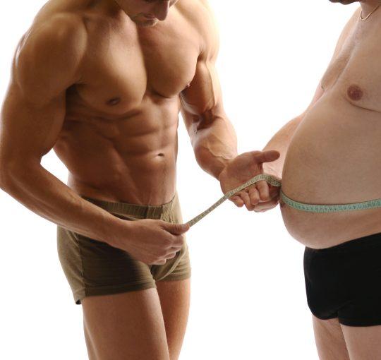 эффективное похудение живота кто